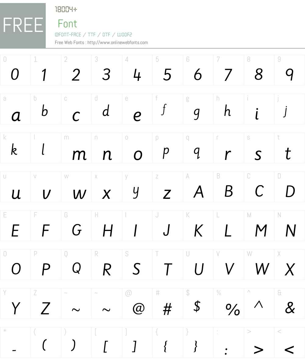 SassoonJoinedNORW00-Regular Font Screenshots