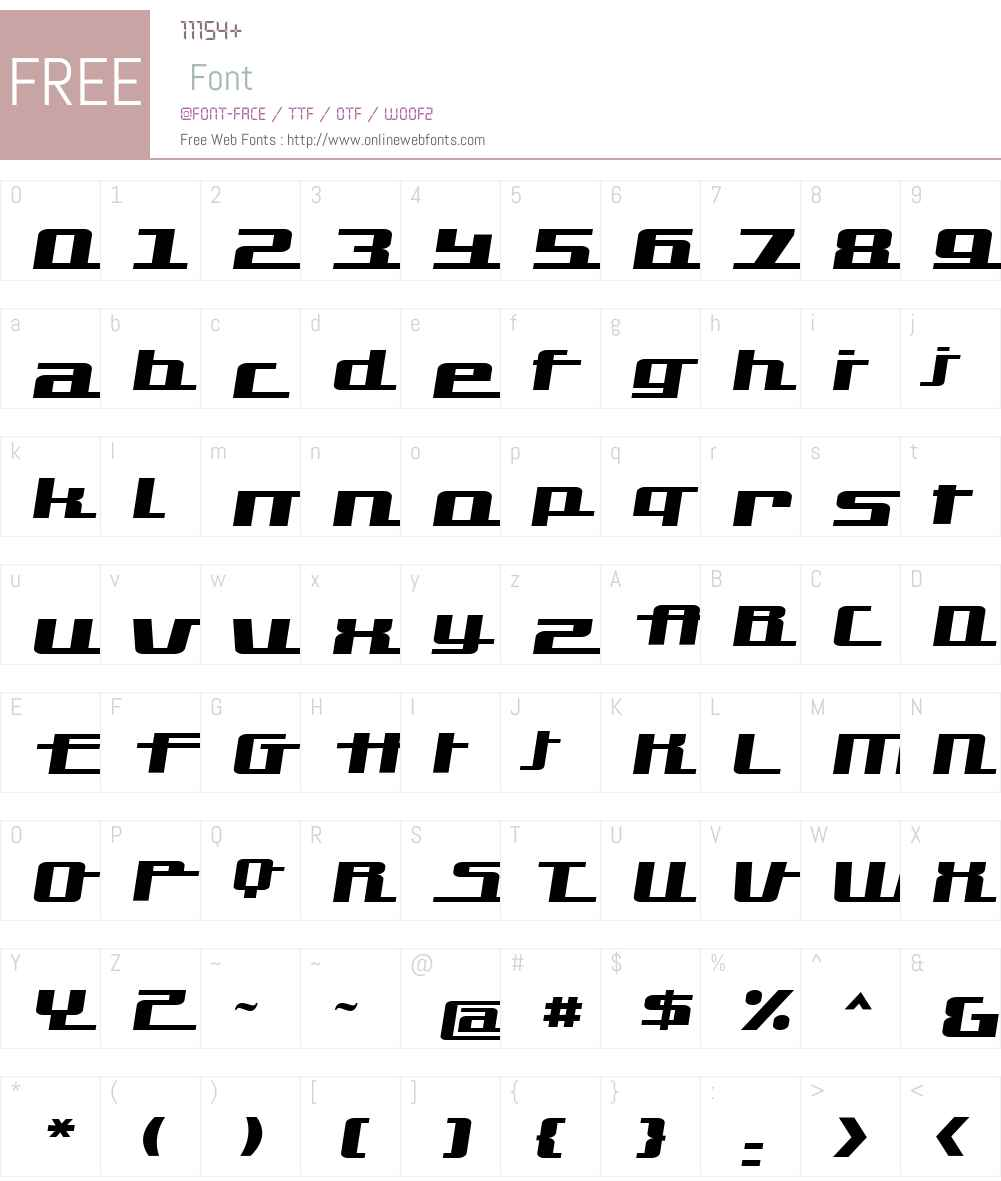 Hardman Font Screenshots