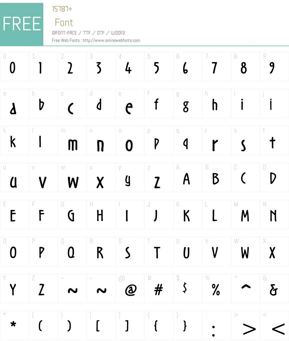 Noovo ITC Std Font Screenshots