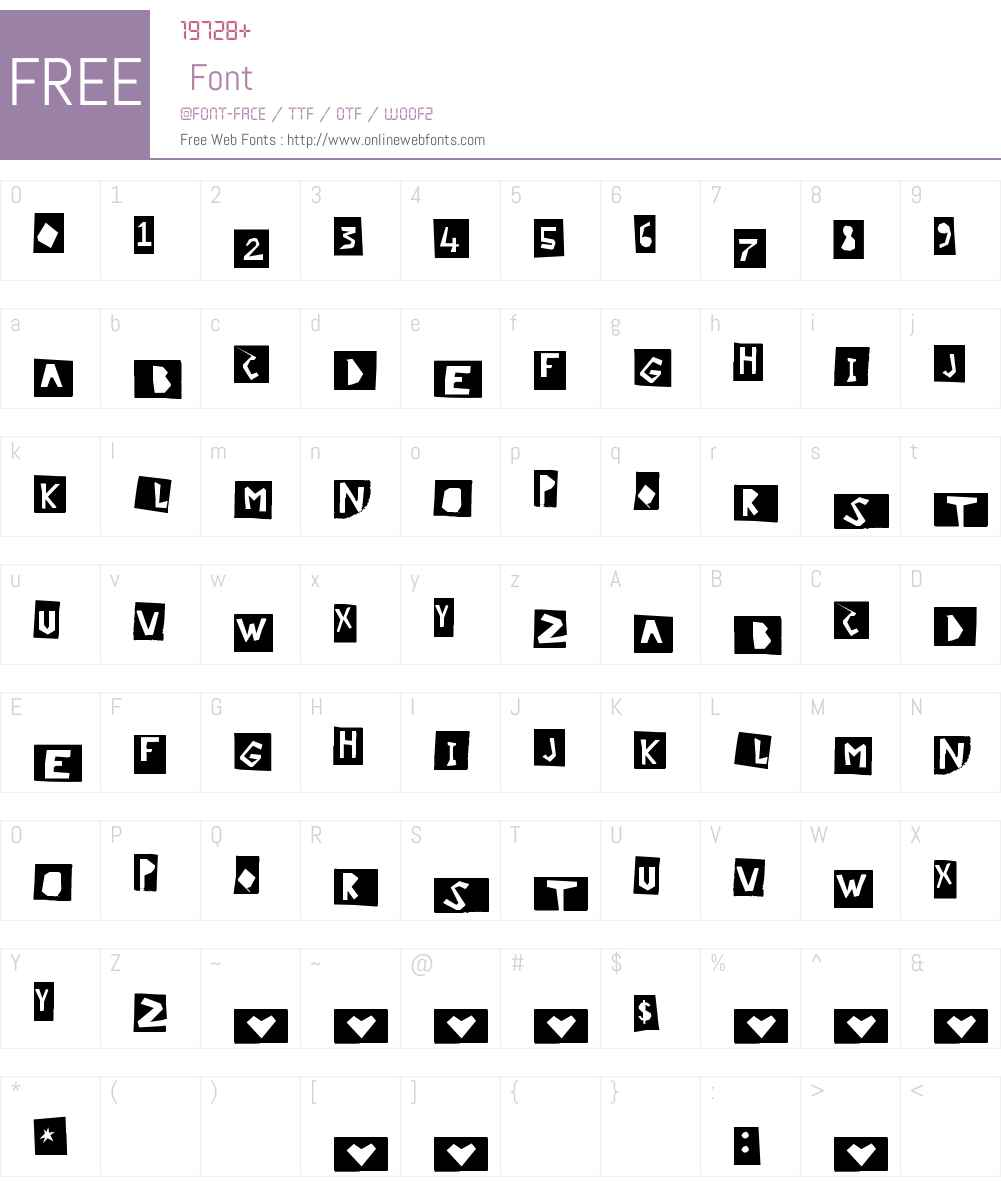 CiseauxMatisseW90-Boxed-Linear Font Screenshots