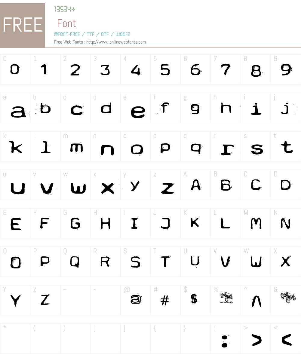 Typetype Font Screenshots