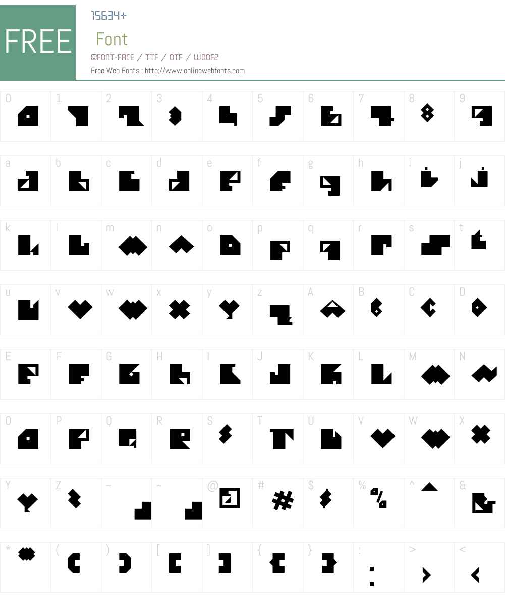 ePececito Font Screenshots