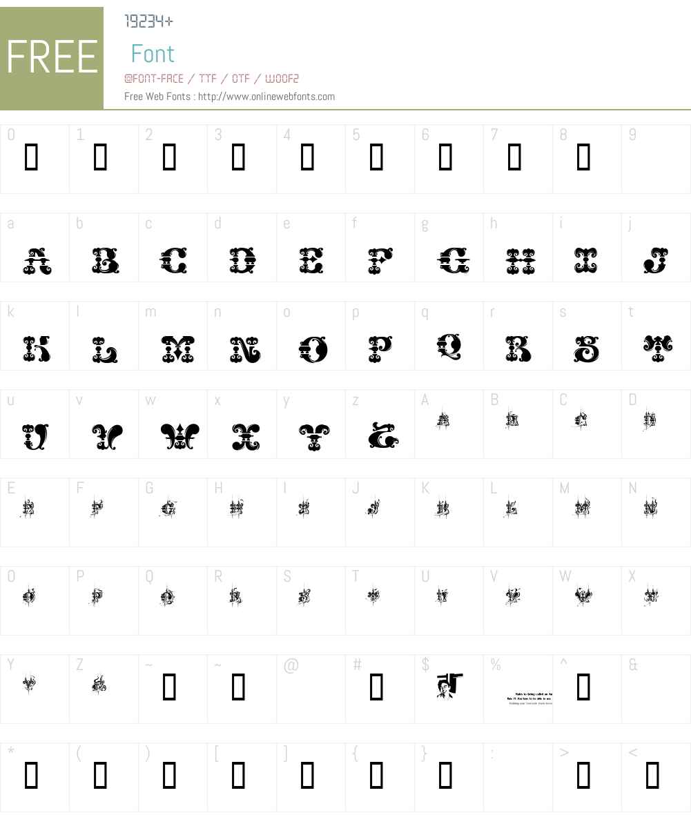 CHASE ZEN JINGLETRUCK KARACHI Font Screenshots