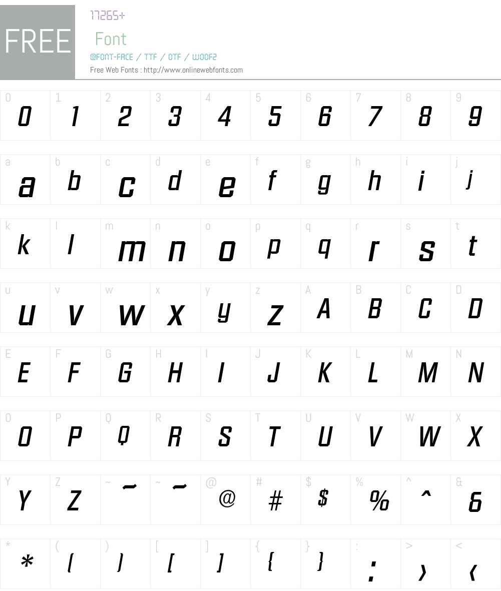 Diamante-MediumIta Font Screenshots