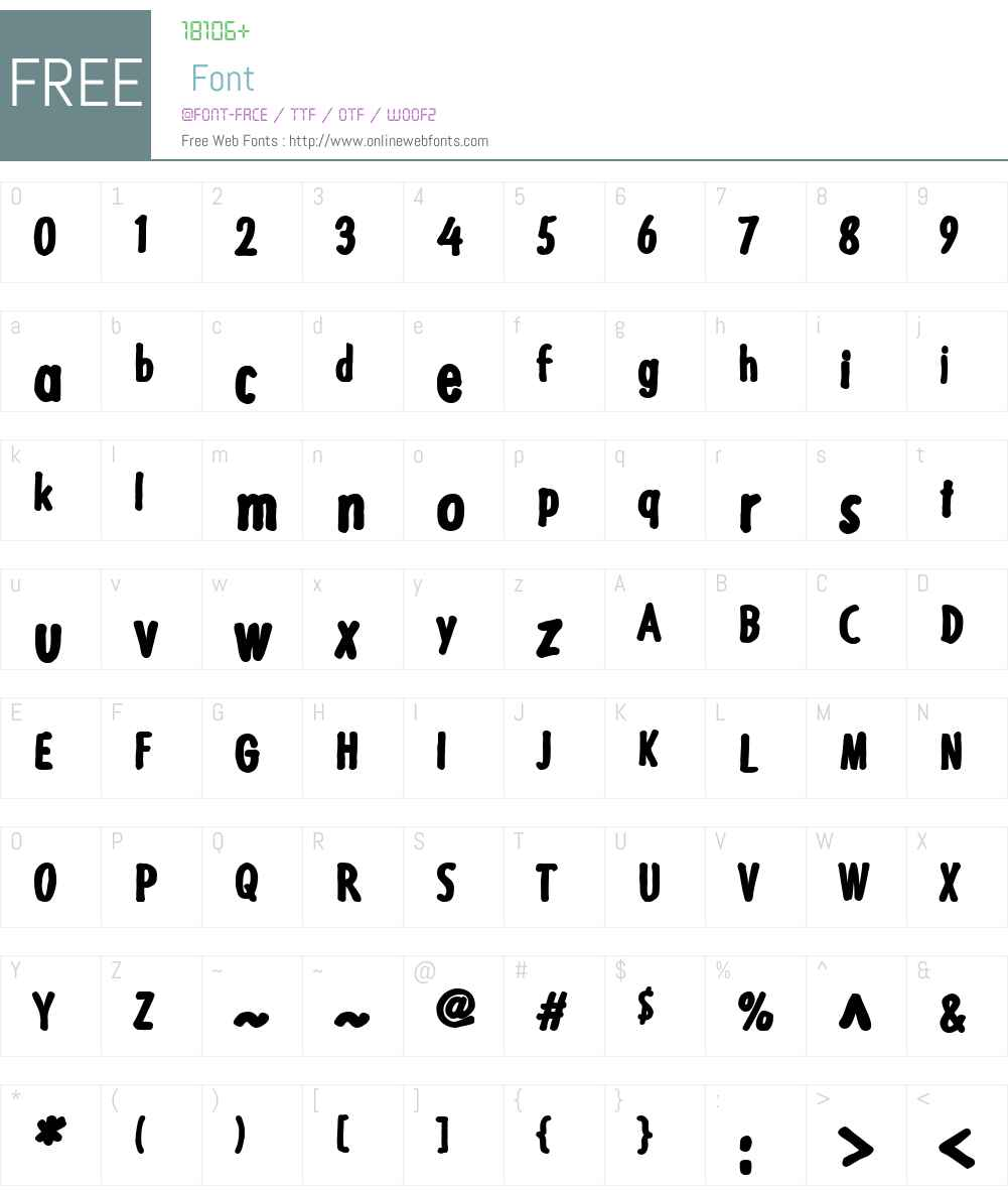FuturamanoW01-CondExtraBold Font Screenshots
