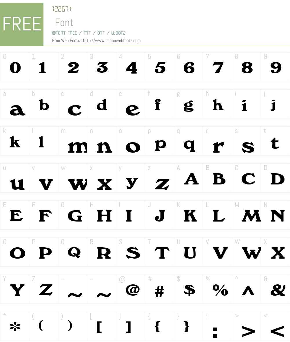 DictionaryExtended Font Screenshots