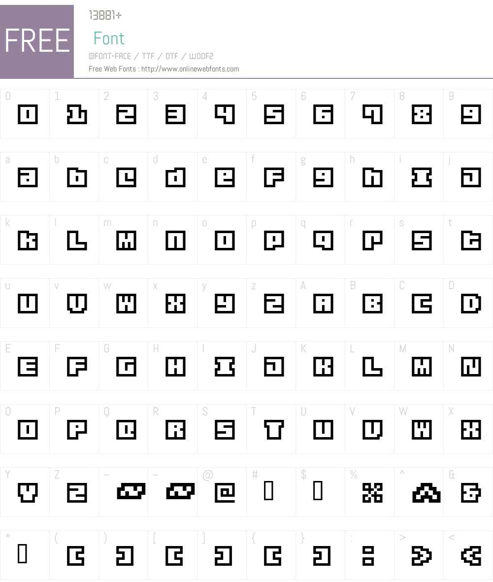 Origami Mommy Font Screenshots