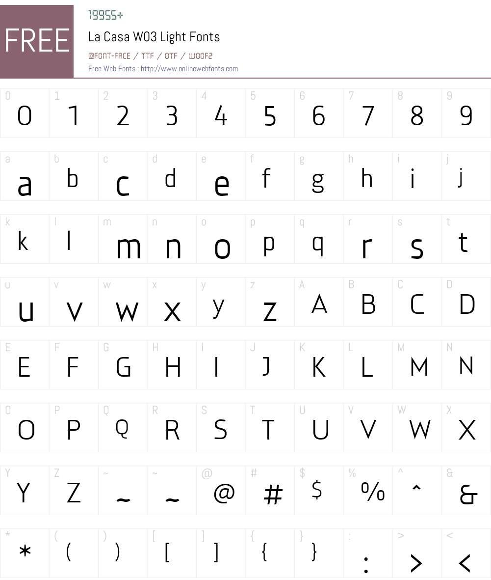 La Casa Font Screenshots