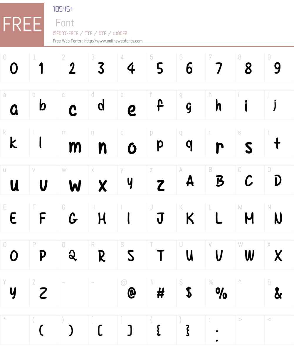 Mf Kazincbarcika Font Screenshots
