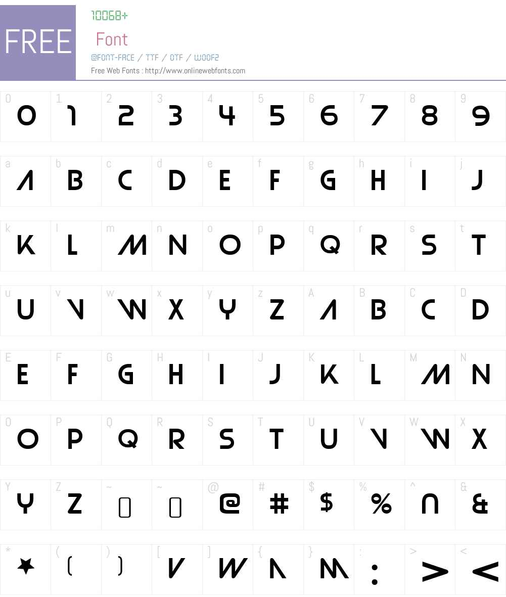 StrasuaW90-Regular Font Screenshots