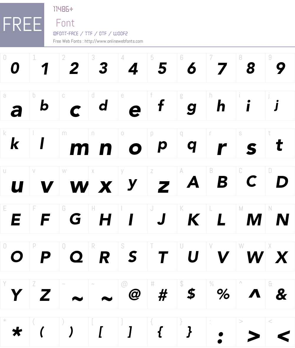 Avenir Light Font - linoaserve