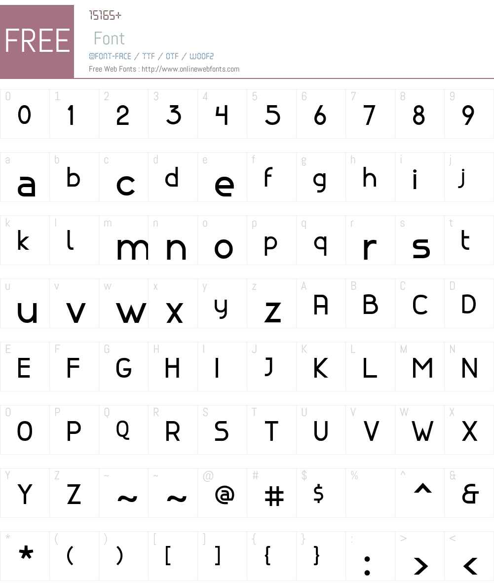 canela Font Screenshots