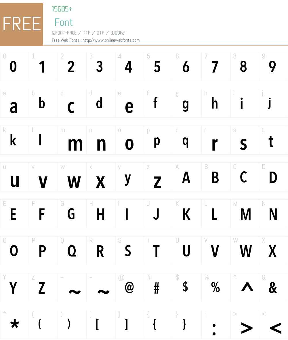 Avenir Next LT Pro Font Screenshots