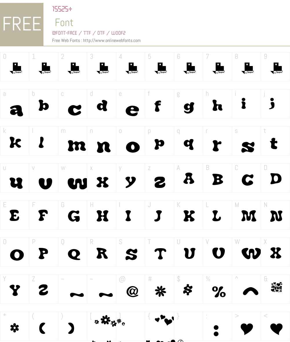J. Airplane swash Font Screenshots