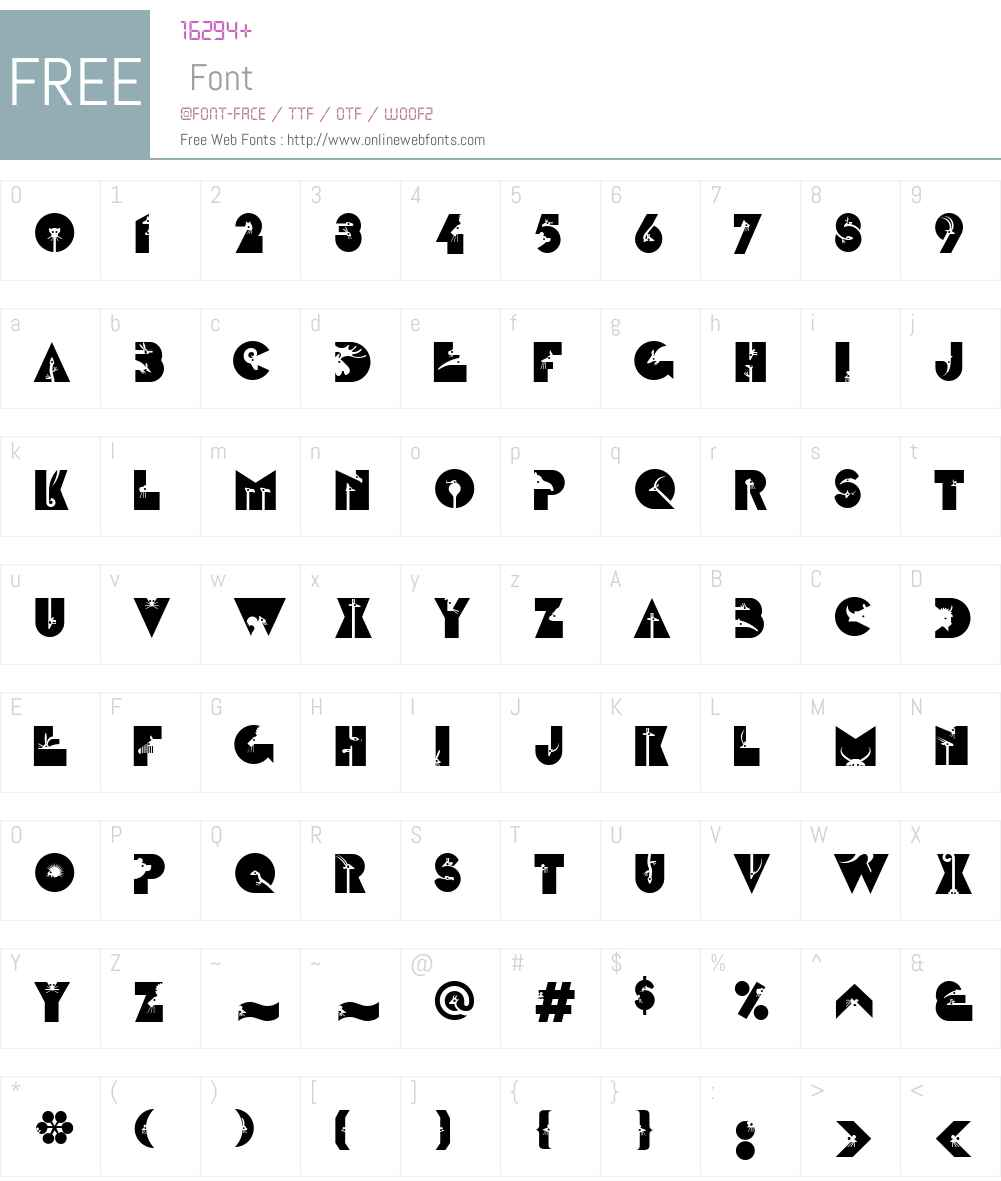 LinotypeZootypeW01-Land Font Screenshots