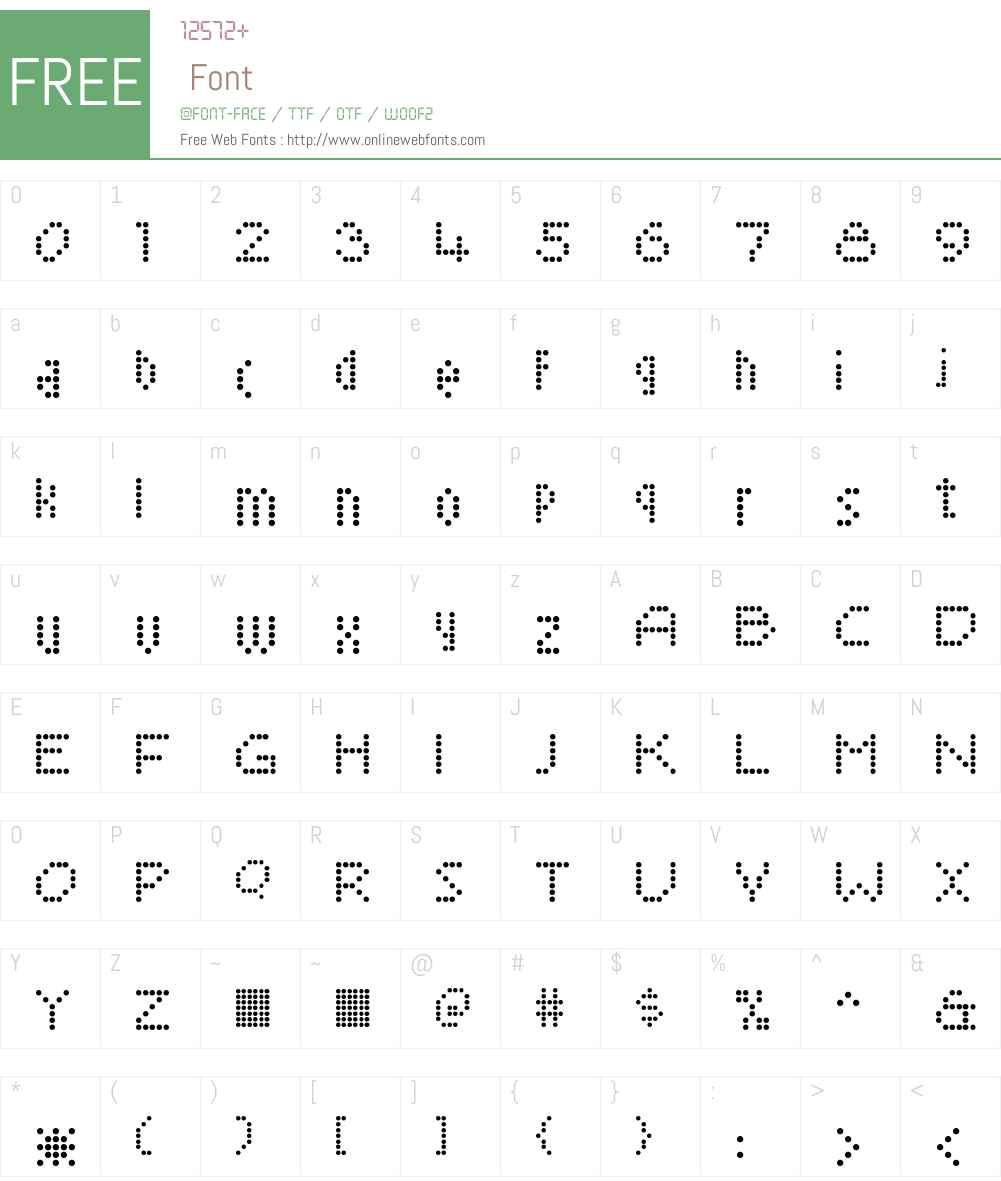 Sayso Chic Font Screenshots