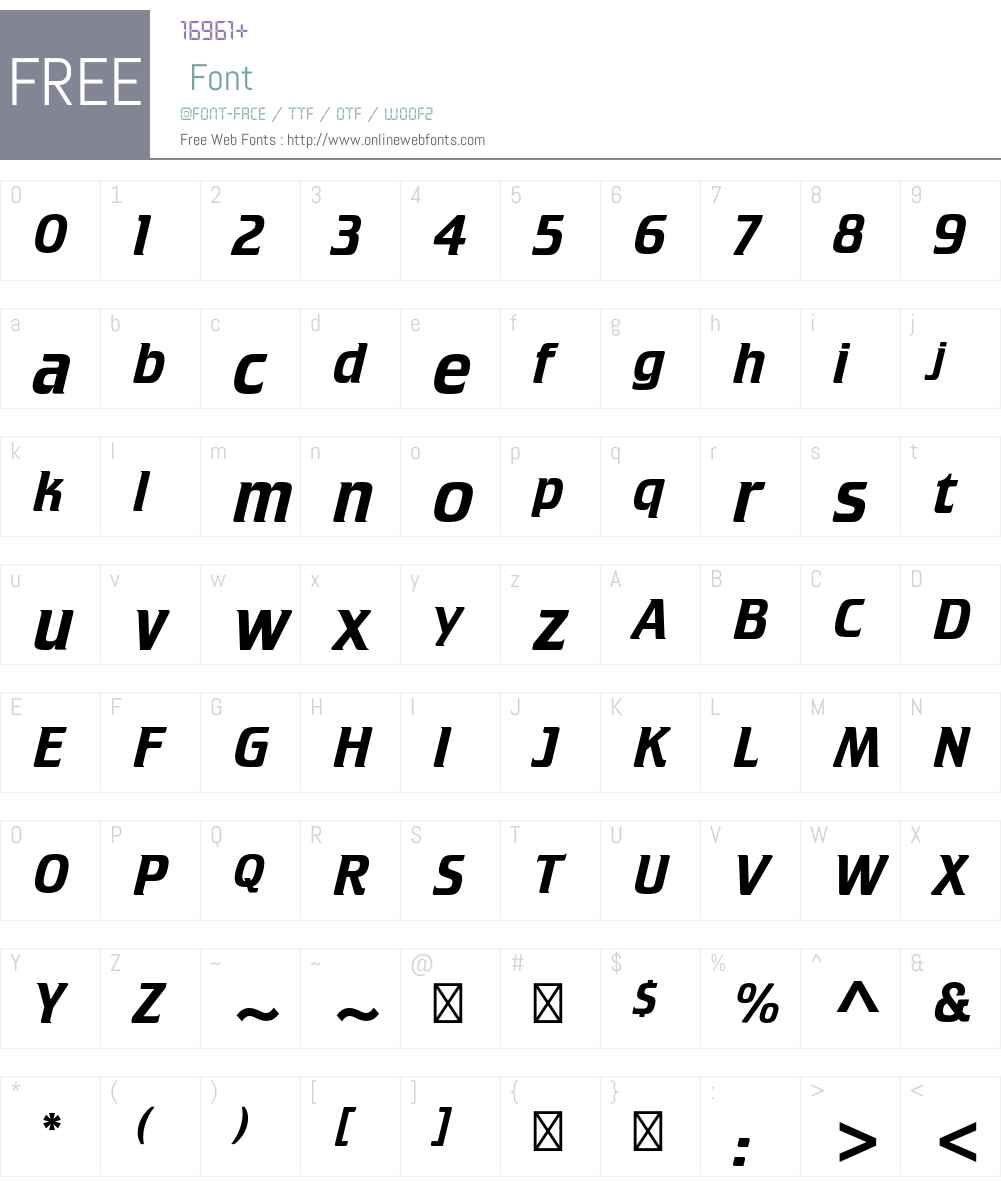 Crillee Italic Std Font Screenshots