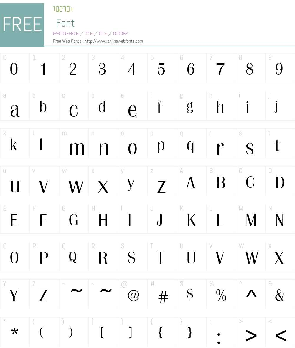 Britannic Font Screenshots