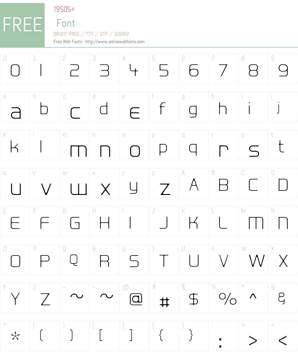 Hall Fetica Font Screenshots