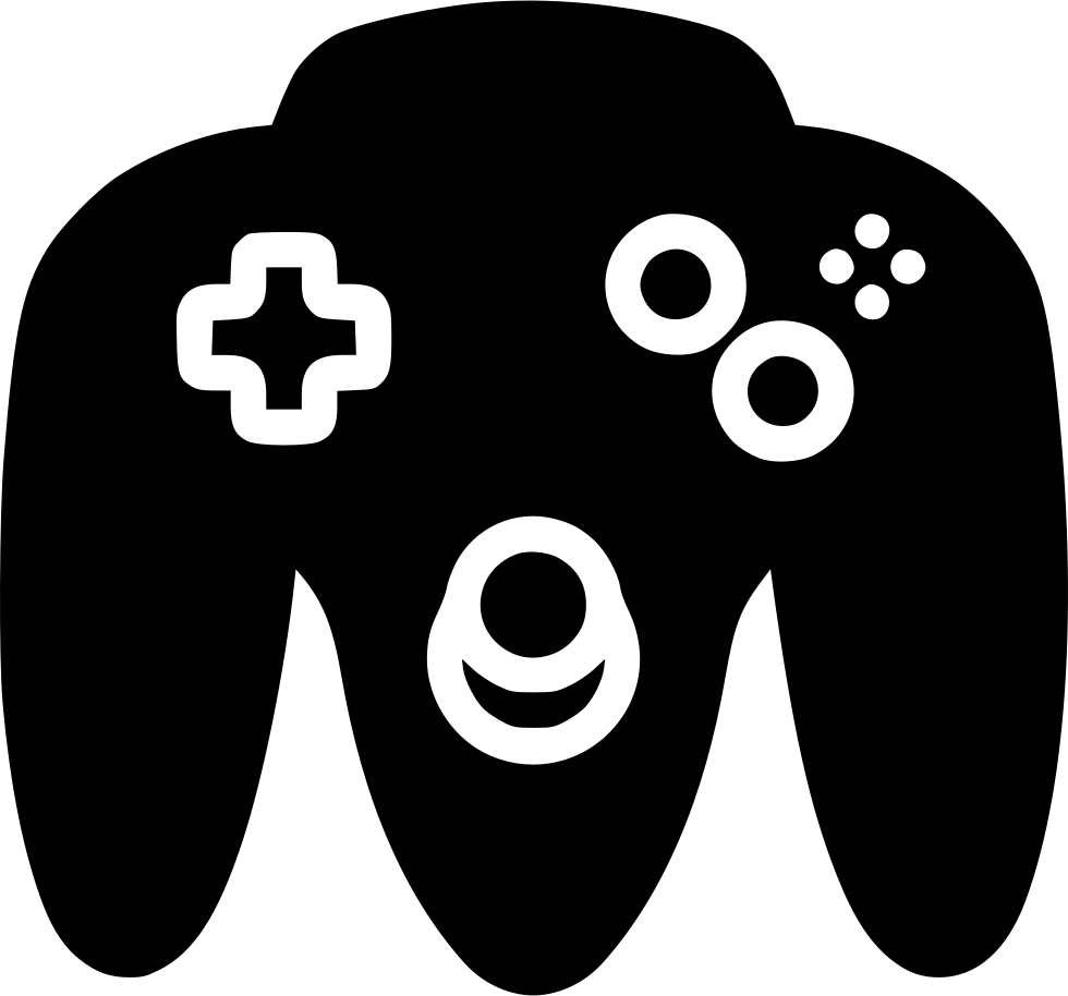 nintendo controller svg png icon free download 446144