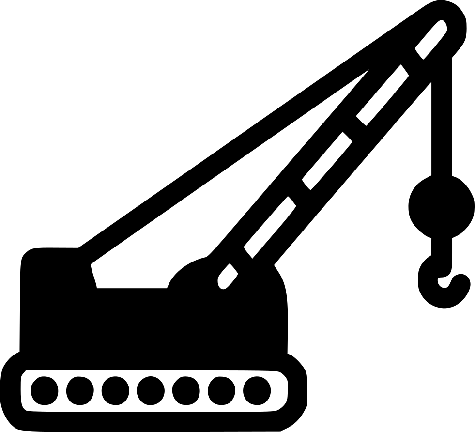 Maintenance Construction Crane