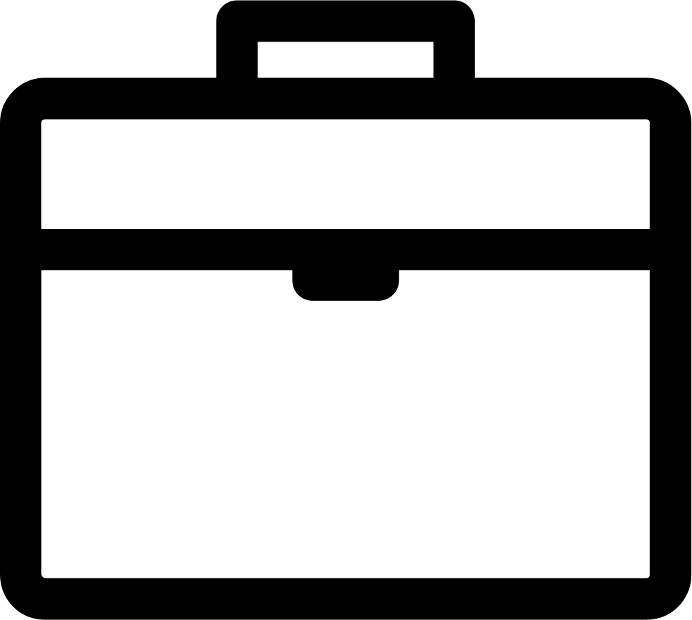 Briefcase Outline