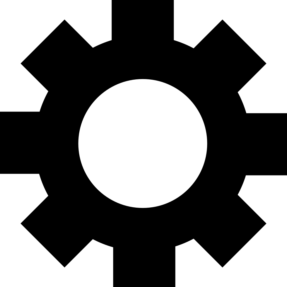 Gear Interface Symbol For Configuration