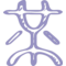Mister Wong Sketch Logo Outline