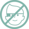 Google Glasses Prohibition Symbol