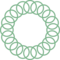 Circular Ring Of An Spiral