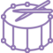Fanfare Drum