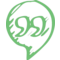 Google Hangouts Logo Sketch