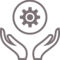 Gear Hands Circle Options Setup