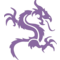 Dragon Fire Tattoo Celtic Animal