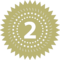 Medal Prize Second