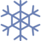 Frost Snow Snowflake Winter Christmas