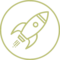 Campaign Launch Startup Boostup Rocket Launching Mission