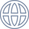 Globe World Wireframe