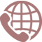International Calling Service Symbol