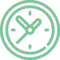 Clock With Clockwise