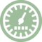 Speedometer Variant Tool Symbol